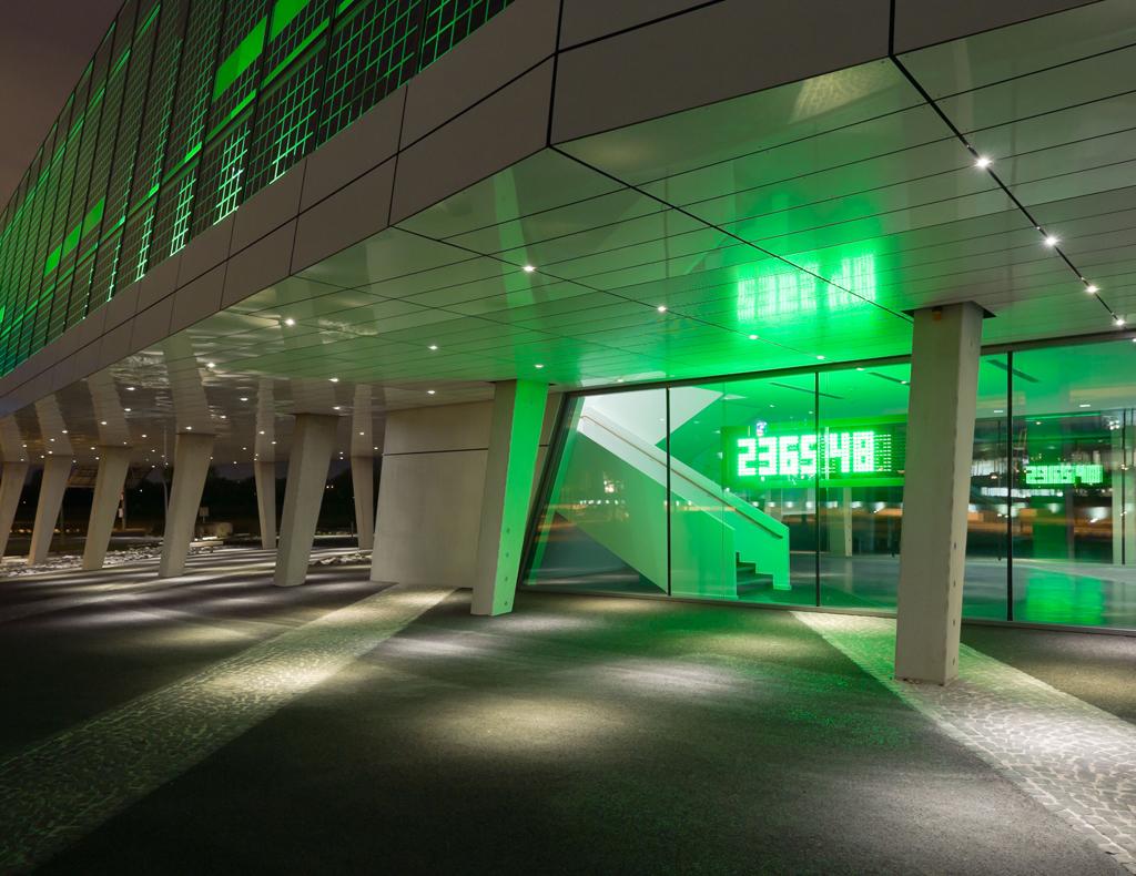 Sma Solar Academy Niestetal Germany Lichtvision Design