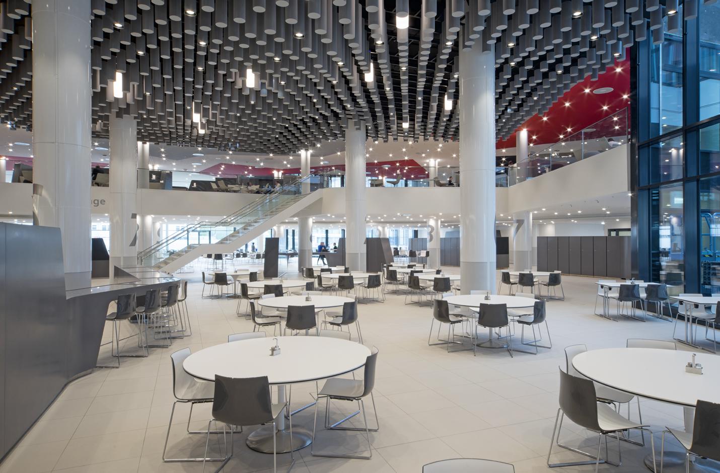 Küchenzeile Wuppertal ~ audi canteen ingolstadt germany lichtvision design